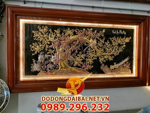 Vinh Hoa dát vàng 90 x 170